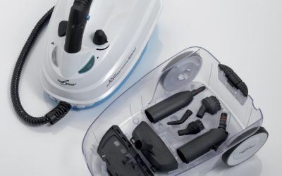 Why Eurosteam® Xvapor 1500 Steamer Is Your Best Partner In Household Cleaning