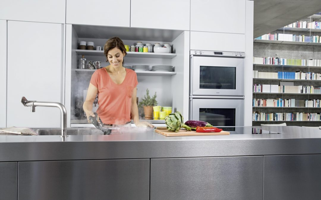 Best Way to Clean Kitchen Counters